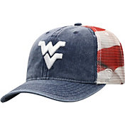 Top of the World Men's West Virginia Mountaineers Flag Adjustable Hat