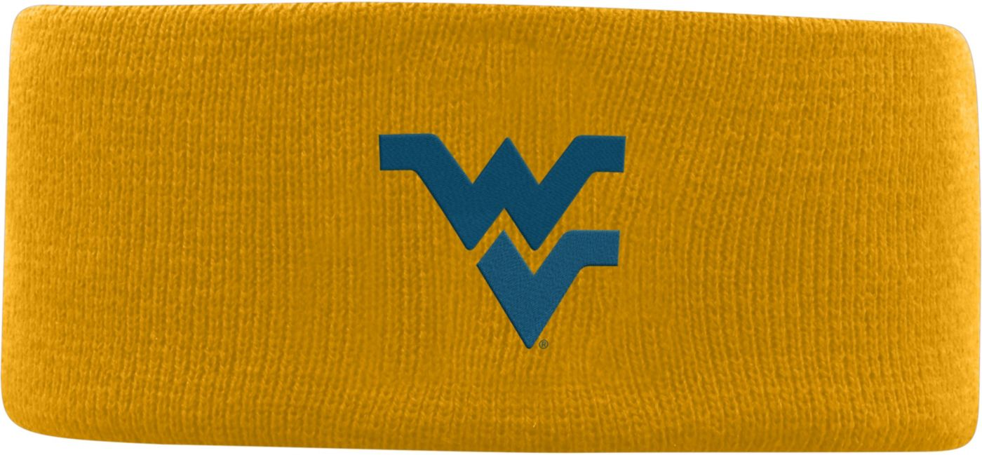 Top of the World Women's West Virginia Mountaineers Blue Knit Headband