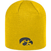 Top of the World Men's Iowa Hawkeyes Gold Classic Knit Beanie