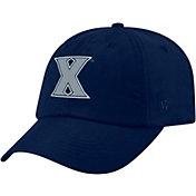 Top of the World Men's Xavier Musketeers Blue Staple Adjustable Hat