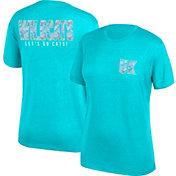 Top of the World Women's Kentucky Wildcats Blue Go Team T-Shirt