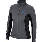 Spyder Women's Kentucky Wildcats Grey Constant Full-Zip Fleece Jacket