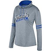 Top of the World Women's Kentucky Wildcats Grey Destiny II Long Sleeve T-Shirt