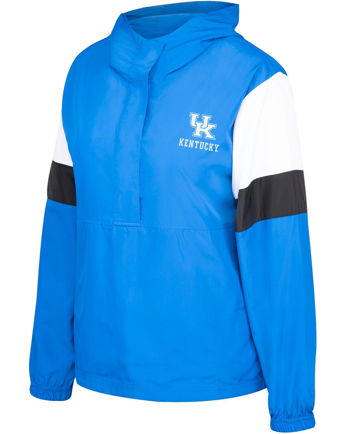 Top of the World Women's Kentucky Wildcats Blue Dynamite Jacket