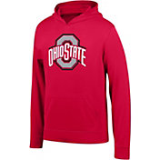 Scarlet & Gray Youth Ohio State Buckeyes Scarlet Foundation Hoodie