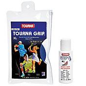 Tourna Grip Bundle XL with Grip-RX - 10 pack