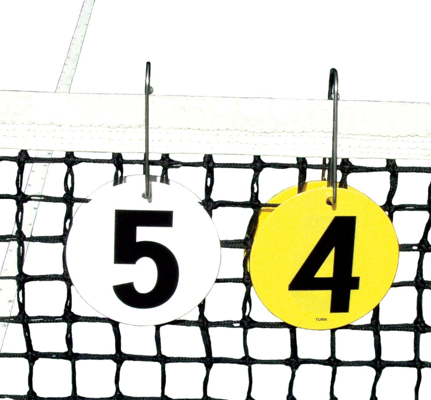 Tourna Portable Tennis Net Scorekeeper