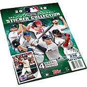 Topps MLB League 2019 Sticker Collection Album