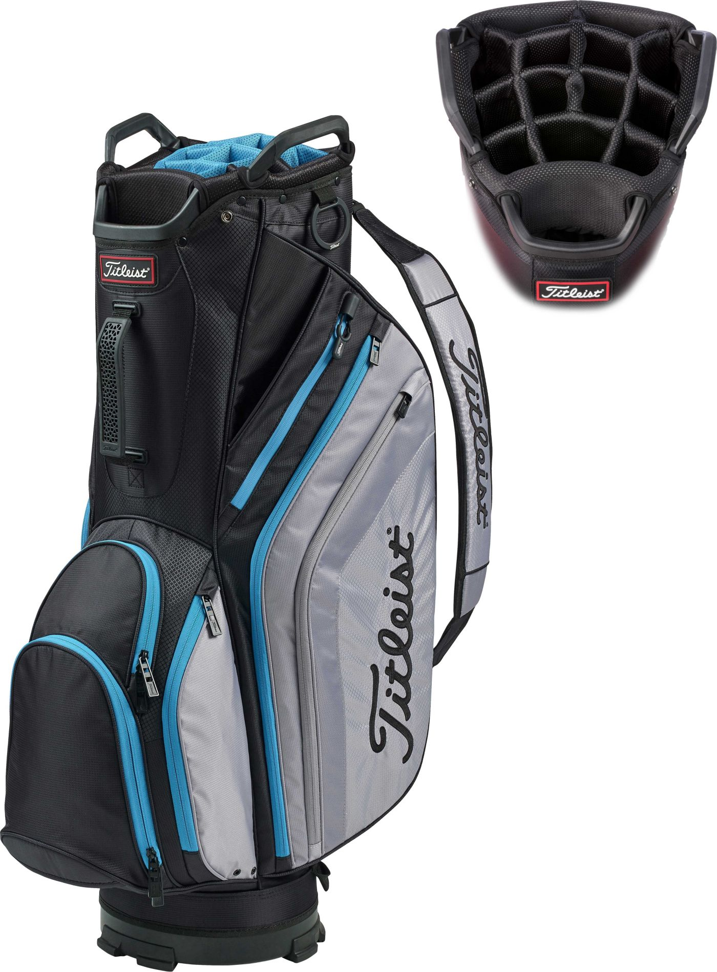 Titleist Men's Lightweight Cart Golf Bag
