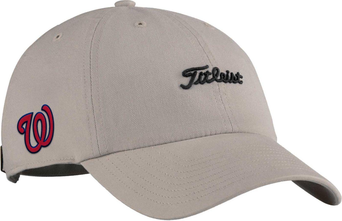 Titleist Men's 2019 World Series Champions Washington Nationals Nantucket Golf Hat