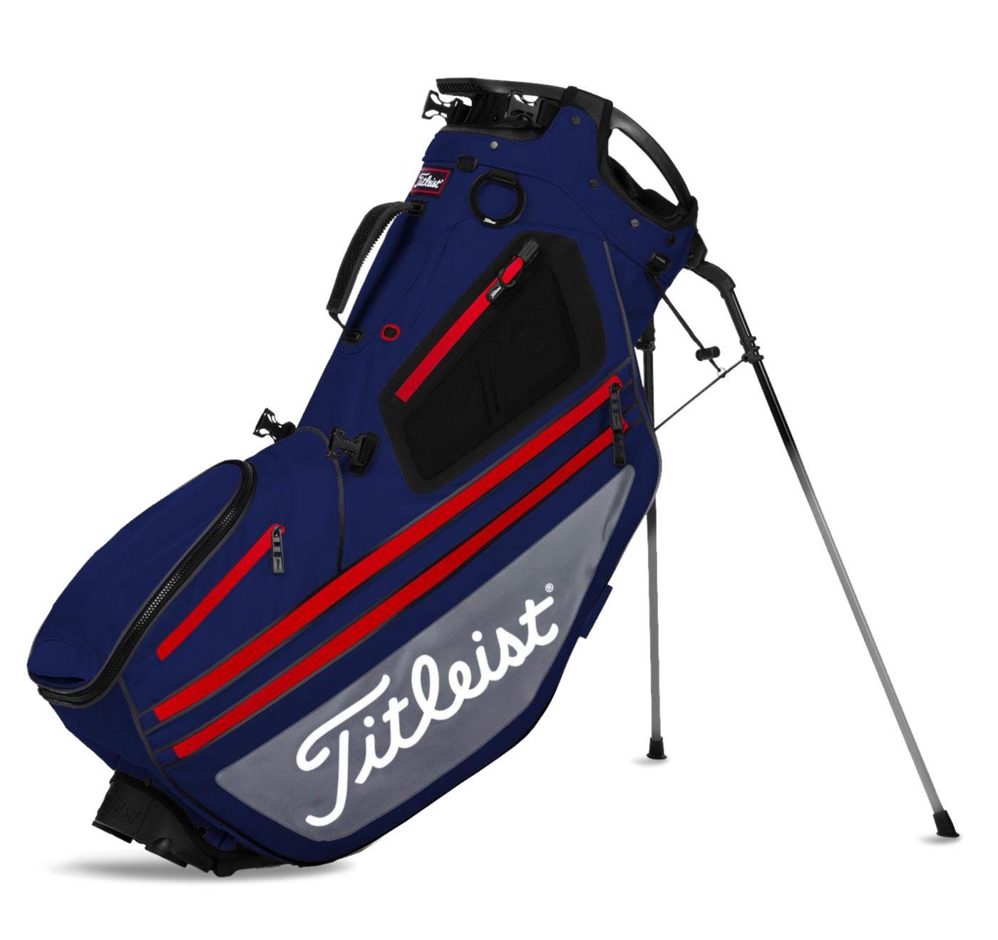 Titleist 2020 Hybrid 14 Stand Golf Bag