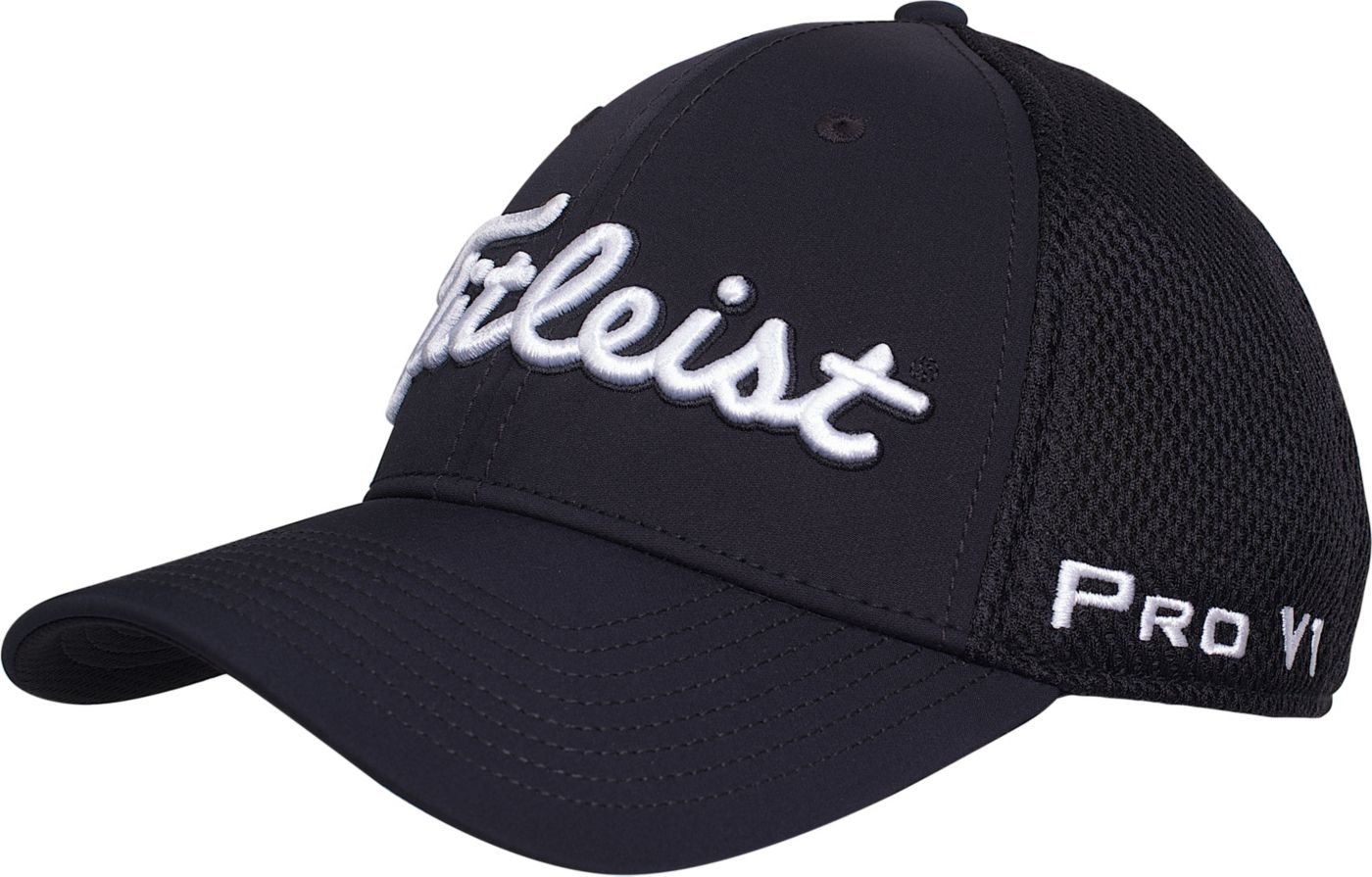 Titleist Men's Tour Sports Mesh Golf Hat