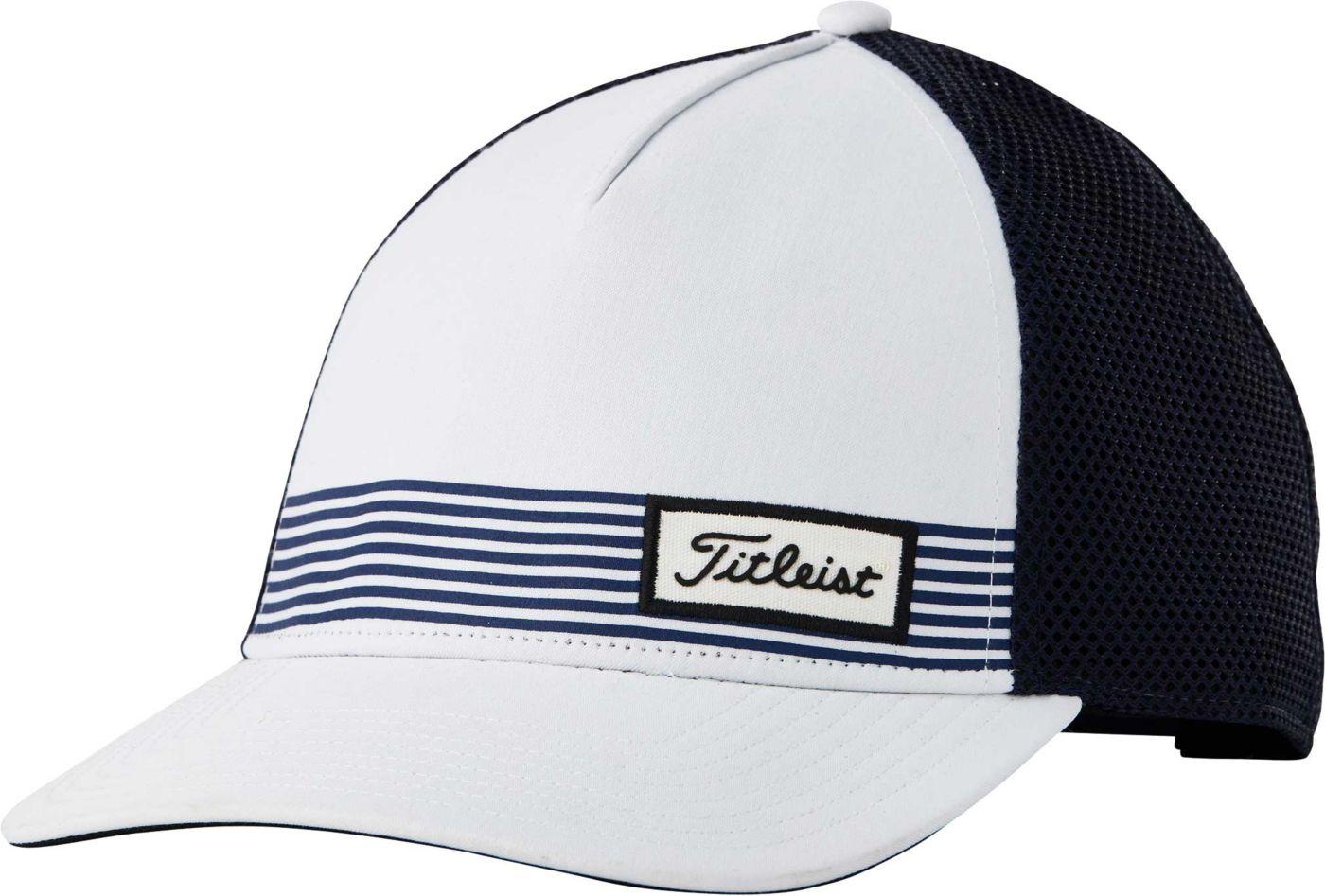 Titleist Men's Surf Stripe Golf Hat