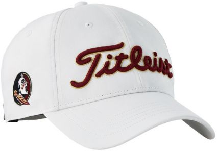 Titleist Men's Florida State Seminoles Performance Golf Hat