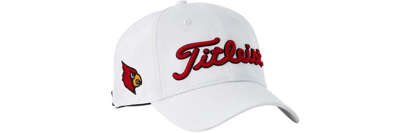Titleist Men's Louisville Cardinals Performance Golf Hat