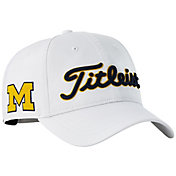 Titleist Men's Michigan Wolverines Performance Golf Hat