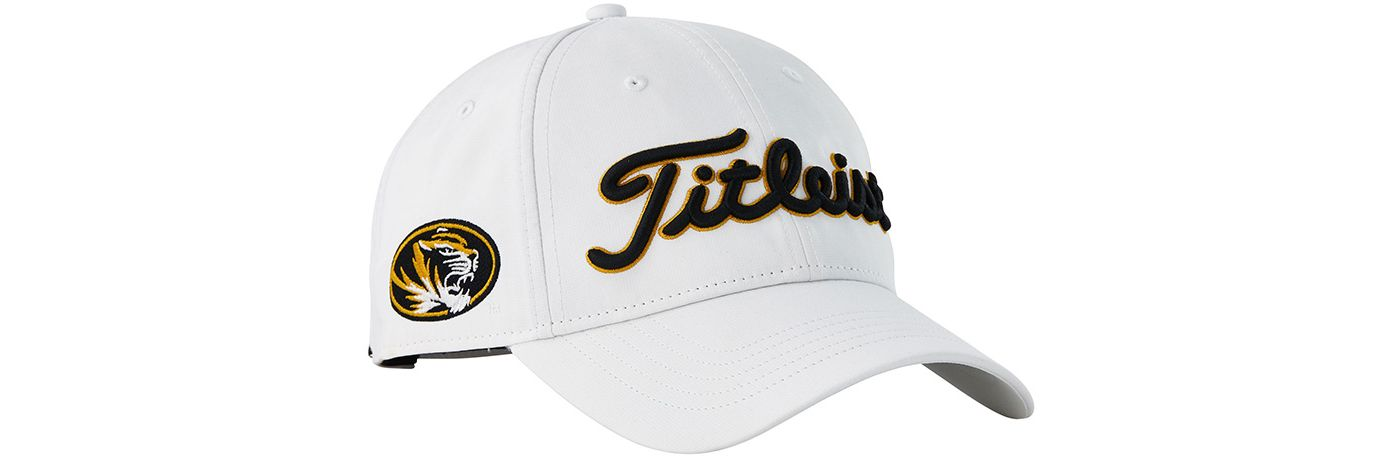 Titleist Men's Missouri Tigers Performance Golf Hat