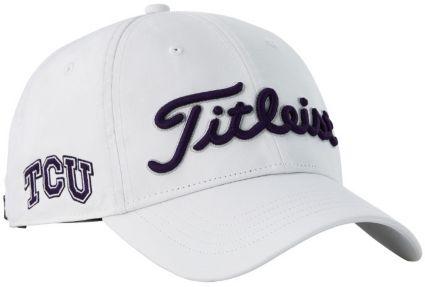 Titleist Men's TCU Horned Frogs Performance Golf Hat