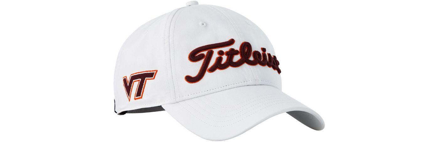 Titleist Men's Virginia Tech Hokies Performance Golf Hat