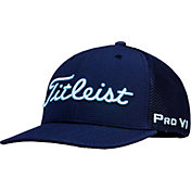 Titleist Men's Tour Mesh Snapback Golf Hat