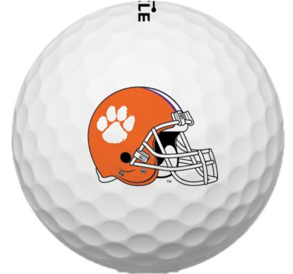 Titleist 2019 Pro V1 Golf Balls – 2018 National Championship Clemson Tigers Limited Edition