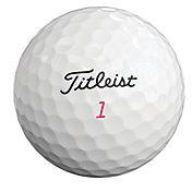 Titleist 2019 Pro V1 Pink Number Personalized Golf Balls