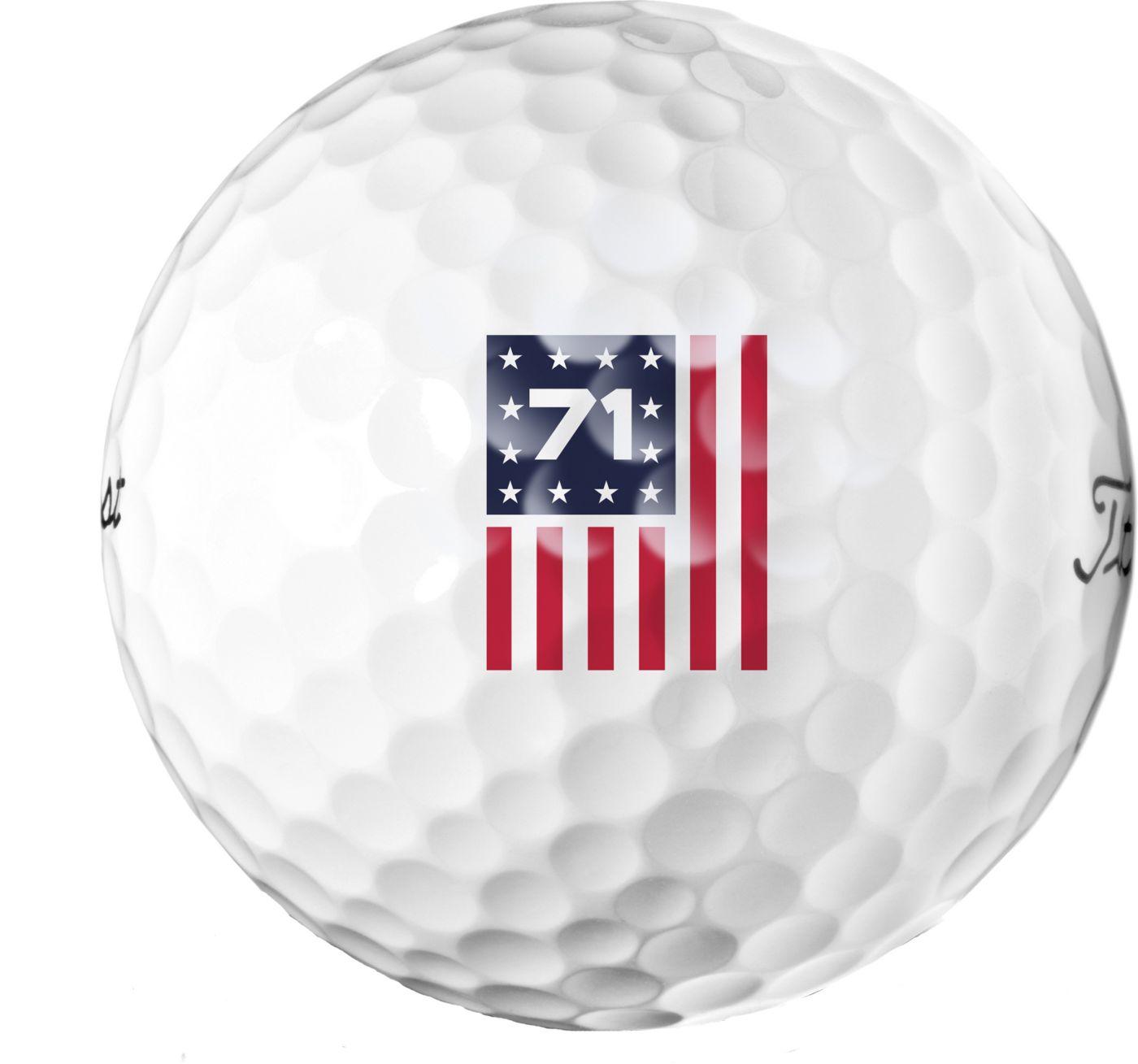 Titleist 2019 Pro V1 Golf Balls – June Major Limited Edition – 6 Pack