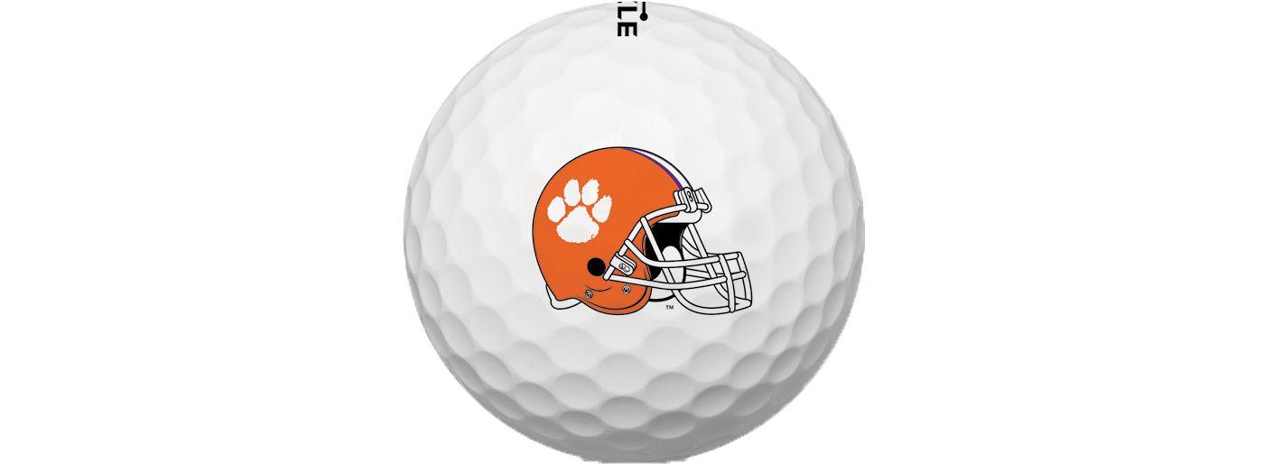 Titleist 2019 Pro V1x Golf Balls – 2018 National Championship Clemson Tigers Limited Edition