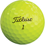 Titleist 2019 Pro V1 Optic Yellow Golf Balls - 3 Pack
