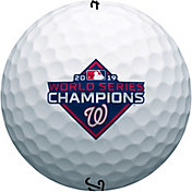 Titleist Pro V1x Golf Balls - 2019 World Series Champions Washington Nationals Special Edition