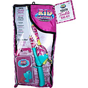 The Kid Casters Pink Edition Complete Fishing Kit