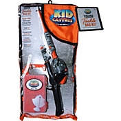 Kid Casters Orange Edition Complete Fishing Kit