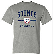 The Victory Men's Nashville Sounds T-Shirt
