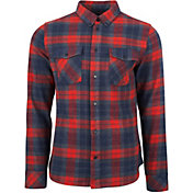 United by Blue Men's Bridger Flannel Long Sleeve Shirt