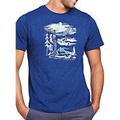 United by Blue Men's Riverbend Short Sleeve T-Shirt