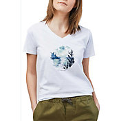 United by Blue Women's Last Light Short Sleeve T-Shirt