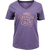 United by Blue Women's Mountains Are Calling Short Sleeve T-Shirt