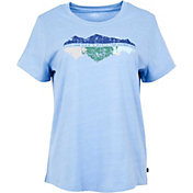 United by Blue Women's Worth The Climb Short Sleeve T-Shirt