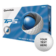 TaylorMade 2019 TP5 Personalized Golf Balls