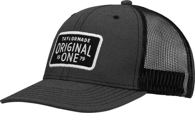 dd2473fa4e1e2 TaylorMade Men s Lifestyle Trucker Golf Hat 1
