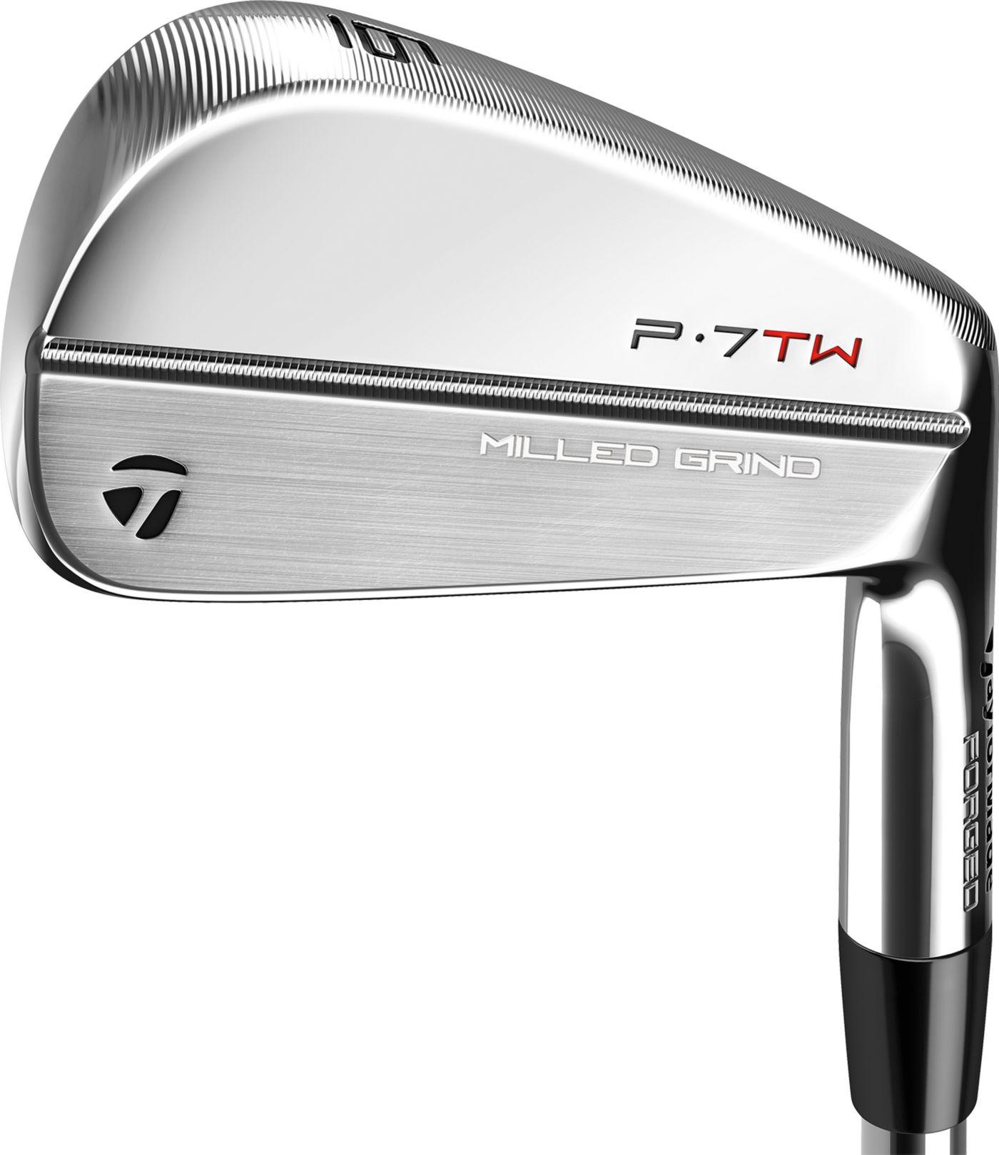 TaylorMade P7TW Irons – Custom Set (Steel)