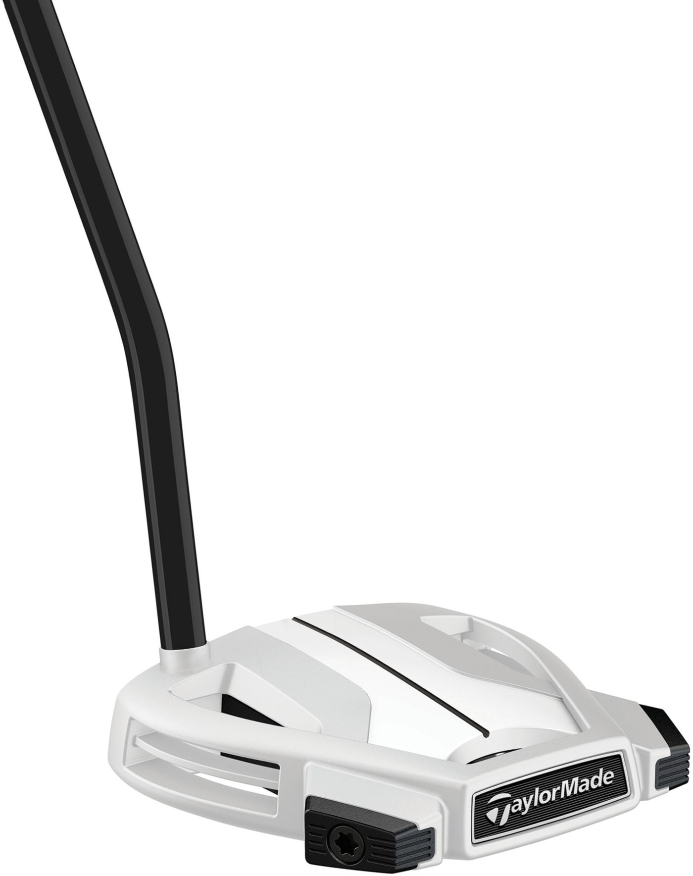 TaylorMade Spider X #7 Chalk Single Bend Putter with True Path