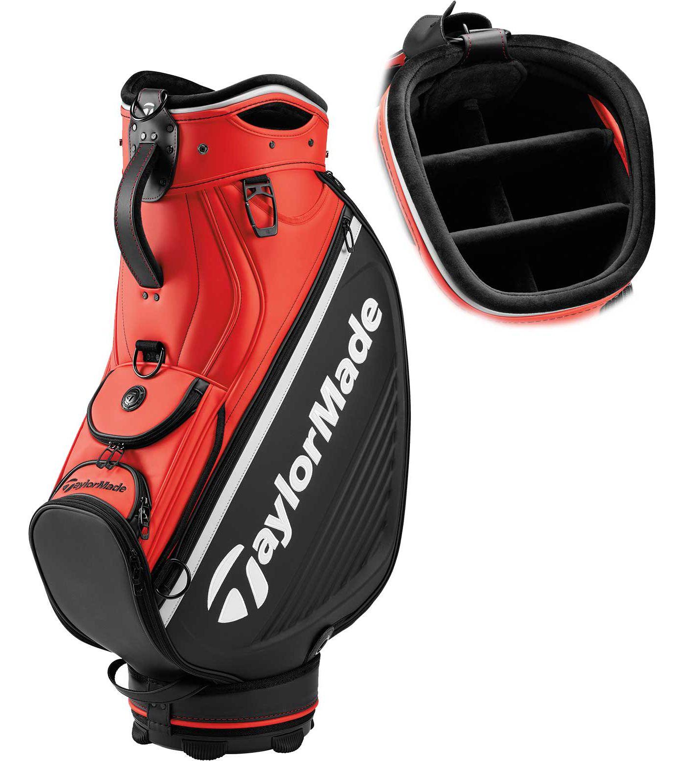 TaylorMade Men's Tour Staff Golf Bag