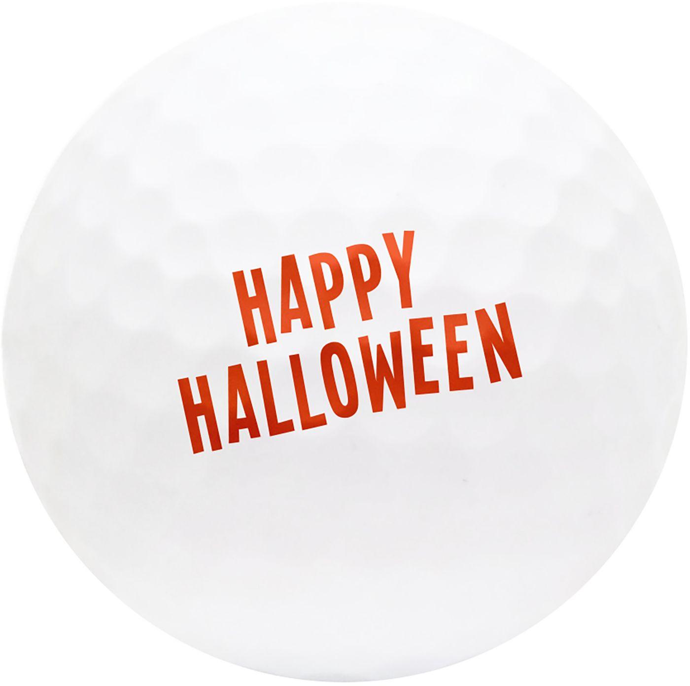 TaylorMade 2019 TP5x Halloween Novelty Golf Balls