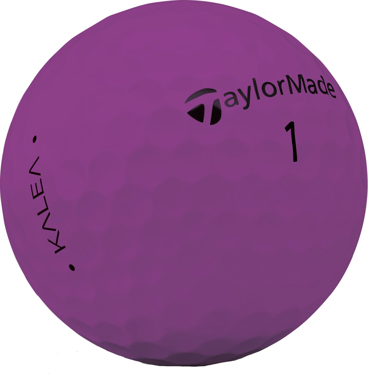 TaylorMade Women's 2019 Kalea Matte Purple Golf Balls