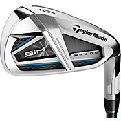 TaylorMade Women's SIM Max OS Irons – (Graphite)