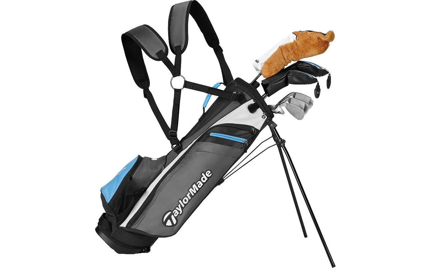 """TaylorMade Rory Junior 8-Piece Complete Set – (Height 52"""" – 60"""")"""