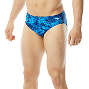 TYR Men's Glacial Racer Swim Brief