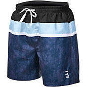 TYR Men's Horizon Atlantic Swim Trunks
