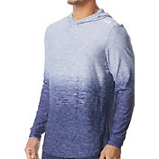TYR Men's Lagoon Hoodie Long Sleeve Rash Guard